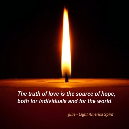The truth of love candle_Holding Light In Darkness_Julie of Light Omega.jpg
